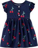 CARTER'S Šaty krátký rukáv Fruits dívka 18 m/vel. 86