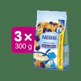 3x NESTLÉ Mléčná kaše Švestka Meruňka 300 g
