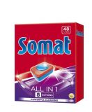SOMAT All in One 48 ks - tablety do myčky
