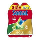 SOMAT Gold Gel Anti-Grease (110 dávek)