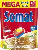 SOMAT Gold Lime & Lemon 60 ks - tablety do myčky