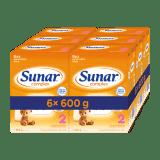 6x SUNAR Complex 2, 600 g