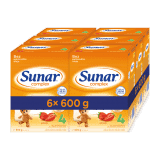 6x SUNAR Complex 4 jahoda, 600 g