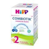 HiPP 2 BIO Combiotik - pokračovací mléčná kojenecká výživa, 700 g
