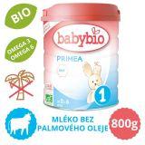 BABYBIO PRIMEA 1 kojenecké bio mléko (800 g)