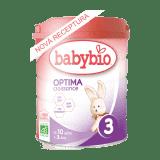 BABYBIO OPTIMA 3 Croissance dojčenské bio mlieko 800 g