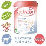 BABYBIO CAPREA 2 plnotučné kozí kojenecké bio mléko (800 g)
