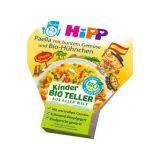 HiPP BIO Paella so zeleninou a kuracím mäsom, od uk. 1. roku, 250 g
