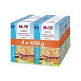 4 x HIPP Mléčná kaše Praebiotik vícezrnná se švestkami