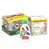 PAMPERS XXL Pack čistého bábätka Premium 2
