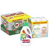 XXL Pack čistého bábätka Premium 4
