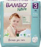 BAMBO Nature Pleny jednorázové 3, 28 ks, 4-8 kg