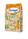 SUNAR BIO křupky Party mix 45 g