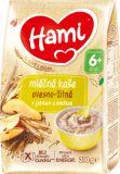 HAMI Mléčná kaše ovesno-žitná s jablkem a hruškou 210 g, 6+