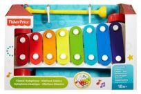 FISHER-PRICE Zábavný tahací xylofon