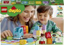 LEGO® DUPLO® 10915 Nákladiak s abecedou
