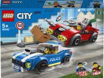 LEGO® City 60242 Policajná naháňačka na diaľnici