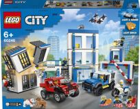LEGO® City 60246 Policajná stanica