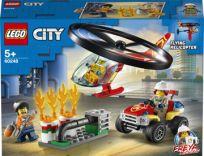 LEGO® City 60248 Zásah hasičského vrtuľníka