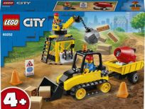LEGO® City 60252 Buldozér na stavenisku