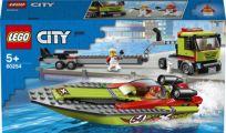 LEGO® City 60254 Preprava pretekárskeho člna