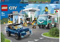 LEGO® City 60257 Benzínová stanica