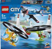 LEGO® City 60260 Závod vo vzduchu
