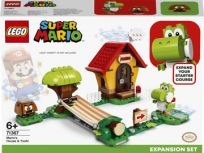 LEGO® Super Mario™ 71367 Mariův dům a Yoshi – rozšiřující set