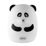 CHICCO Lampička noční světlo dobíjitelné, přenosné Panda