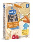 NESTLÉ Nature's Selection mléčná obilná kaše jablko, mrkev 250 g
