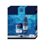 NIVEA MEN Darčeková sada Protect & Care Shave Kit