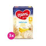 3x HAMI Kaše mléčná rýžová banánová na dobrou noc 225 g