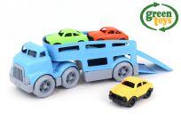 GREEN TOYS Ťahač s autami