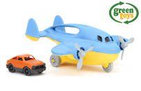 GREEN TOYS Nákladné lietadlo s autíčkom