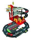 BBURAGO Ferrari Race & Play garáž