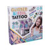 FUNKIDZ Tetovanie s trblietkami