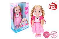 WIKY Spievajúci bábika Maruška