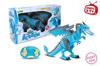 WIKY Icegon (ledový drak) s efekty RC 45 cm