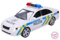WIKY Policajné auto s efektmi 24 cm