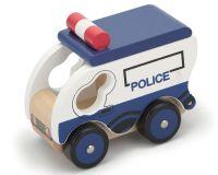 HM STUDIO Policejní vůz dřevěný