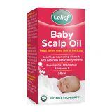 COLIEF Detský olej na pokožku hlavy