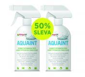 2 x AQUAINT 100% ekologická čisticí voda 500 ml