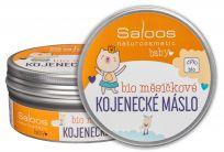 SALOOS Šlehané bio měsíčkové kojenecké máslo