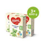 HAMI 3 x Následné dojčenské mlieko 600 g 6+