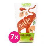 7 x NURTURE Oatie ovsený nápoj čokoláda 200 ml