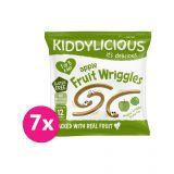 7 x KIDDYLICIOUS Žížalky jablečné