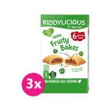 3x KIDDYLICIOUS Koláčky jablečné