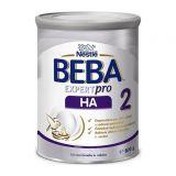 BEBA EXPERTpro HA 2, mléčná kojenecká výživa 800 g