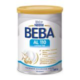 BEBA AL 110 Lactose free, mliečna dojčenská výživa, 400 g