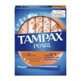 TAMPAX Pearl Super Plus tampony s aplikátorem 18ks